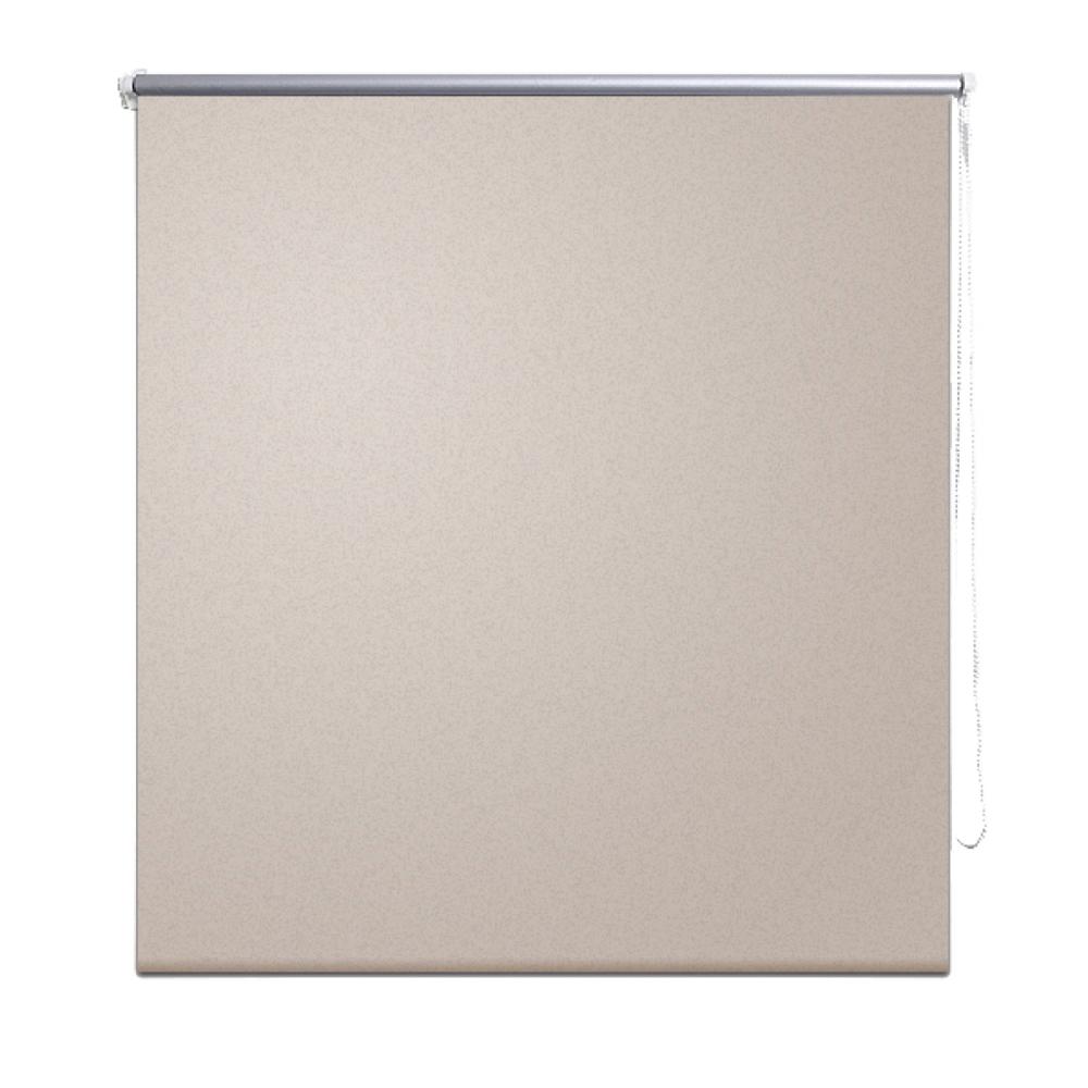 Rocambolesk - Superbe Store enrouleur occultant 100 x 175 cm beige neuf Nc