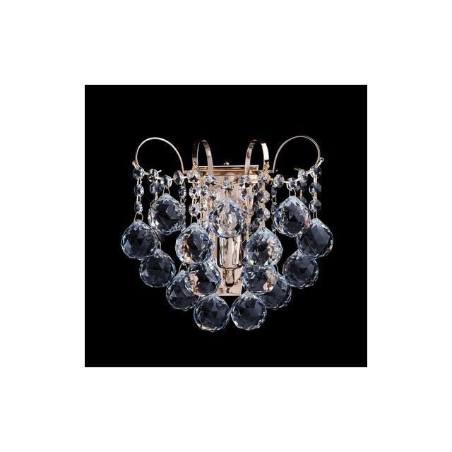 Mw Light Applique Crystal Or 1x60W - 232028101