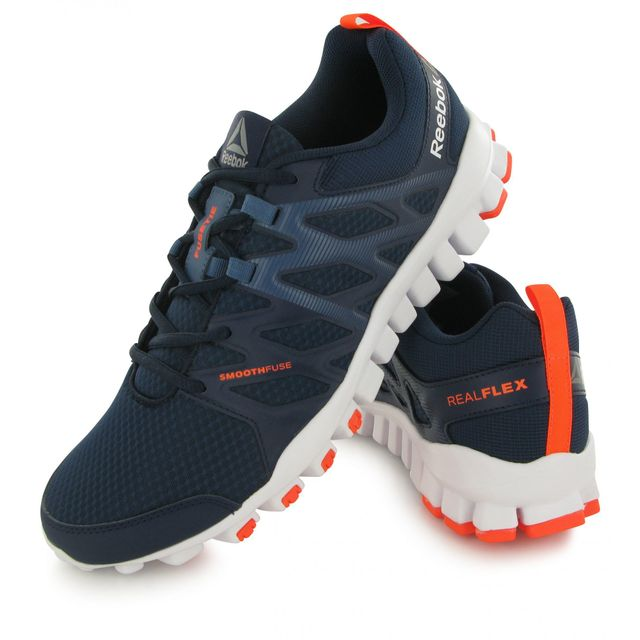 Reebok Realflex Train 4.0 bleu, chaussures de training