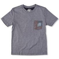 Biaggio - T-shirt Luzinor Boys-indigo