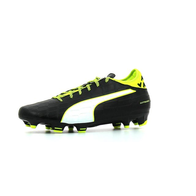 fbde2fdfff9cf Puma - Chaussures de Football Evotouch 3 Fg - pas cher Achat   Vente Chaussures  foot - RueDuCommerce