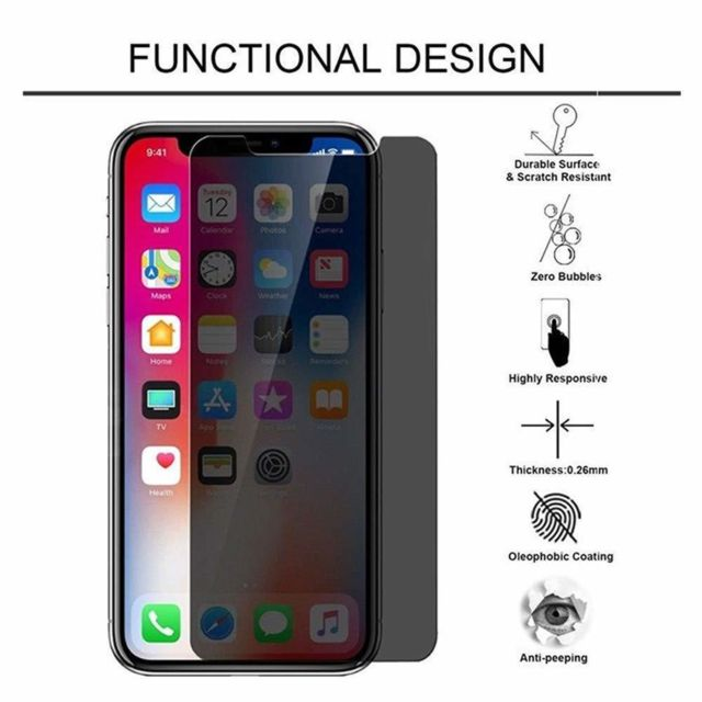 coque iphone xs anti espion