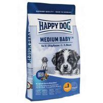 Happy Dog - Croquettes pour chiot Supreme Medium Baby 28 Sac 10 kg