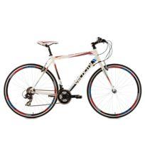 KS CYCLING - Vélo route 28'' Velocity blanc TC 59 cm