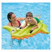 Intex - Planche gonflable Crocodile