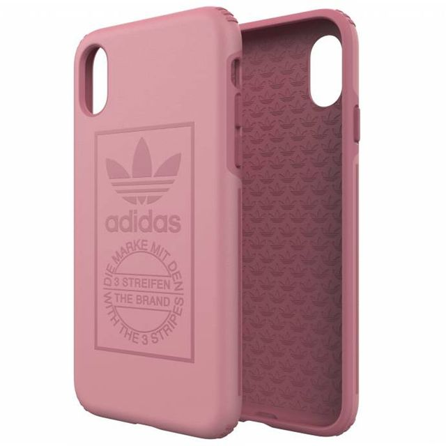 coque silicone iphone x adidas