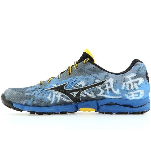 edb7ec015b3 Mizuno - Wave Hayate Multicouleur - 44 1 2 - pas cher Achat   Vente  Chaussures running - RueDuCommerce
