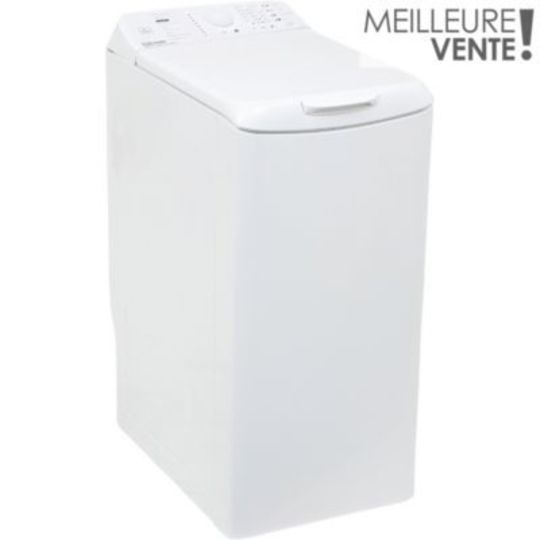 Lave Linge Top Vt602b à Prix Carrefour