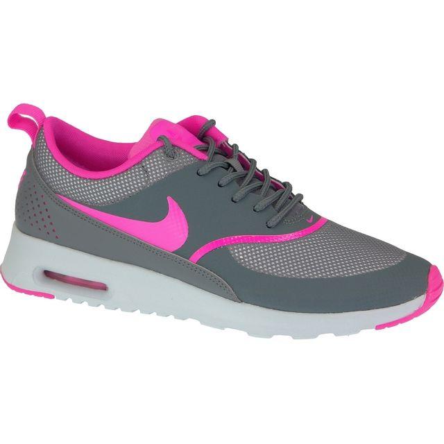 Nike Air Max Thea Wmns 599409 018 Gris pas cher Achat