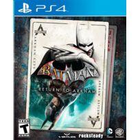 WARNER BROS - Batman : Return to Arkham - PS4