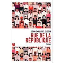 Anne Carriere - Rue de la République