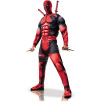 Rubies - Déguisement Adulte Deadpool - Marvel - Taille : M/L
