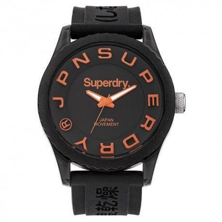 a69af033aa209 Superdry - Montres Noir Homme - Syg145B - pas cher Achat   Vente ...