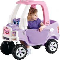 Autre - Jeu d'imitation enfant jeux jouets camion douillet princesse rose 0102026