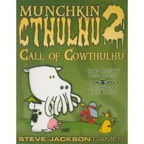 Steve Jackson Games - Munchkin Cthulhu 2: De Mal En Pis Call Of Cowthulhu