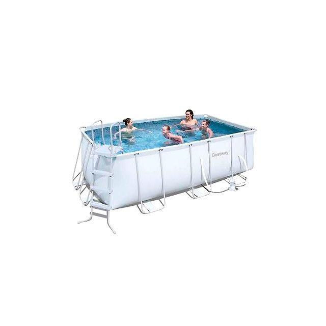 Best way piscine hors sol tubulaire bestway for Best way piscine