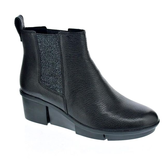 95391b1a7561e1 Clarks - Chaussures Femme Bottine modele Pola Rain - pas cher Achat / Vente Boots  femme - RueDuCommerce