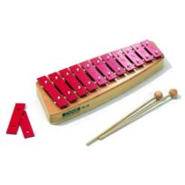 Sonor - 28511001 - Ng 10 Xylophone Rouge