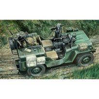Italeri - Maquette Commando Car avec figurine