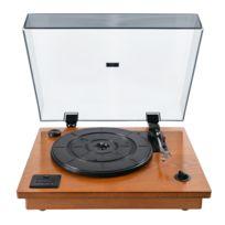 Bennett & Ross - Vinylmaster tourne-disques avec Usb et Bluetooth
