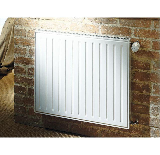finimetal radiateur panneau acier type 11 blanc 1154w 750x1000mm pas cher achat vente. Black Bedroom Furniture Sets. Home Design Ideas