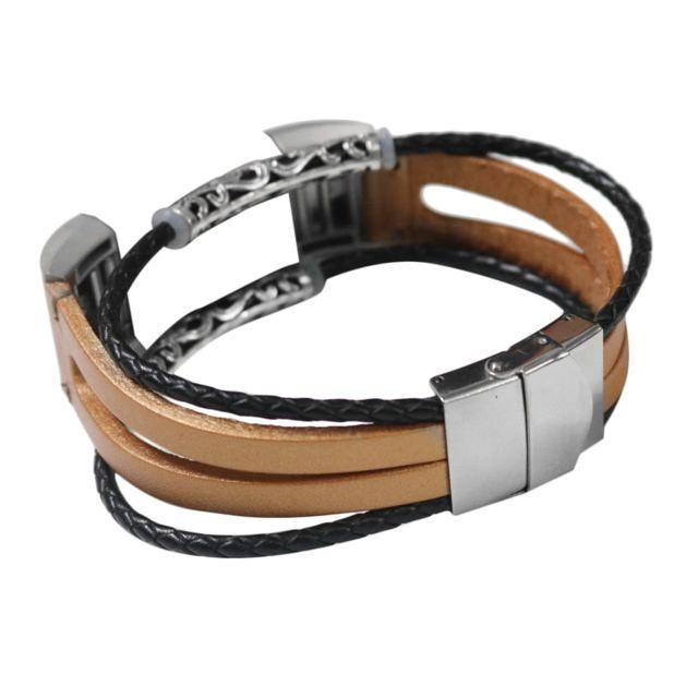 bracelet cuir sangle