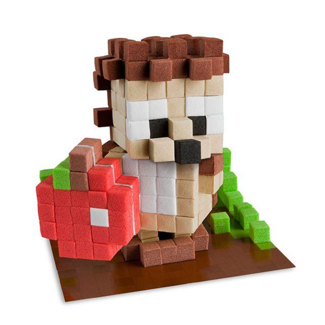 Orb Factory Loisirs créatifs : Pixel Pops : Hérisson