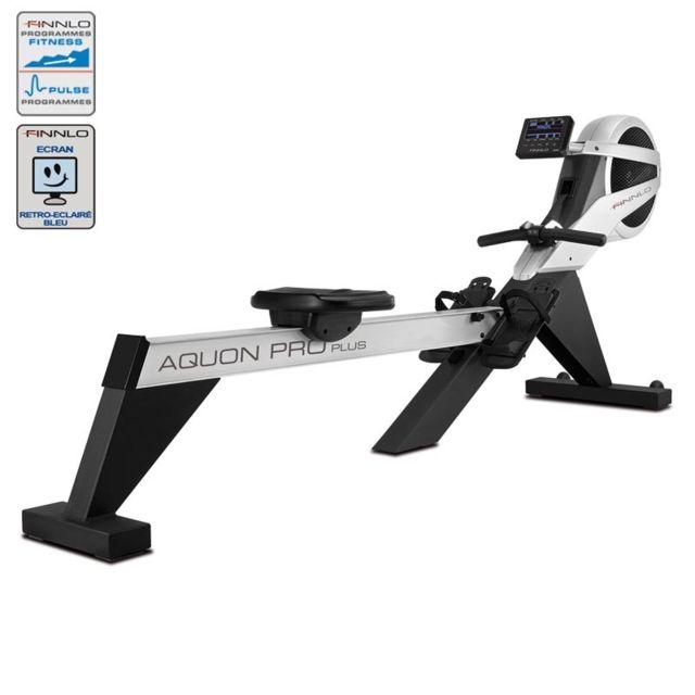 finnlo fitness rameur finnlo rower aquon pro plus 3704 pas cher achat vente rameurs. Black Bedroom Furniture Sets. Home Design Ideas