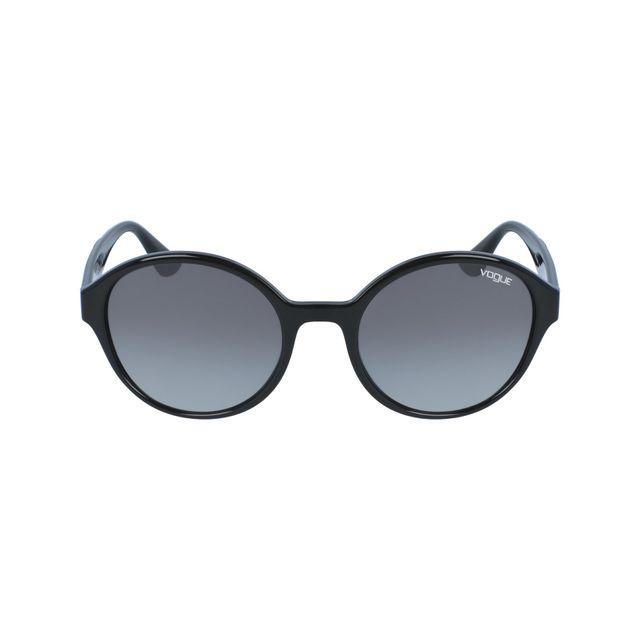 Vogue - Vo-5106-S W44 11 Noir - Lunettes de soleil - pas cher Achat   Vente  Lunettes Tendance - RueDuCommerce f04f0a42416a