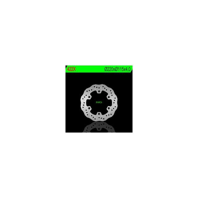 Yamaha - 125 Dtr-88/05 / 125 Tdr-89/03 -disque De Frein Arr Wave-350422X