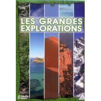 Ide - Les Grandes Explorations - Coffret De 5 Dvd - Edition simple