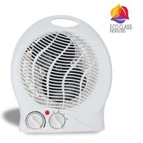 Totalcadeau - Radiateur ventilateur portable pour toutes les saisons