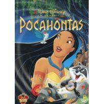 The Walt Disney Company Italia S.P.A. - Pocahontas IMPORT Italien, IMPORT Dvd - Edition simple