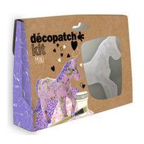 Decopatch - Décopatch - Mini kit Enfant - Cheval