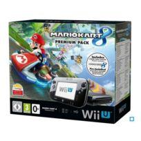 Nintendo - Pack Premium Wii U + Mario Kart 8 Préinstallé
