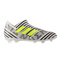Adidas performance - Chaussures football Adidas Nemeziz 17+ 360 Agility Blanc/noir Junior