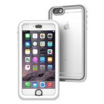 Catalyst - iPhone 6/6s Plus Case Waterproof White & Mist Grey