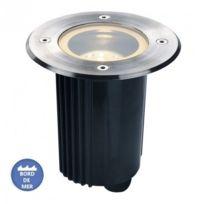 Slv - Spot encastré inclinable Dasar Inox 316 12V Ip67 D13 cm