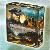 Asyncron Games - Jeux de société - Quartermaster Version Française Plus Exclusivité Ulule