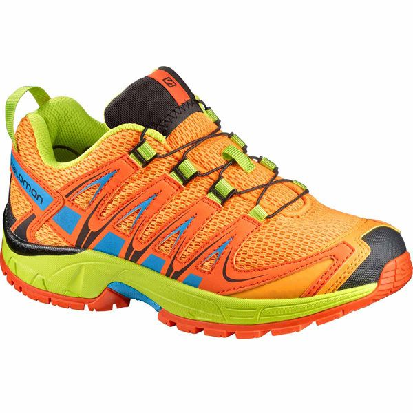 Salomon Pas Pro Trail Xa J Chaussures Orange Et Junior 3d Rouge LqpUSVzGM