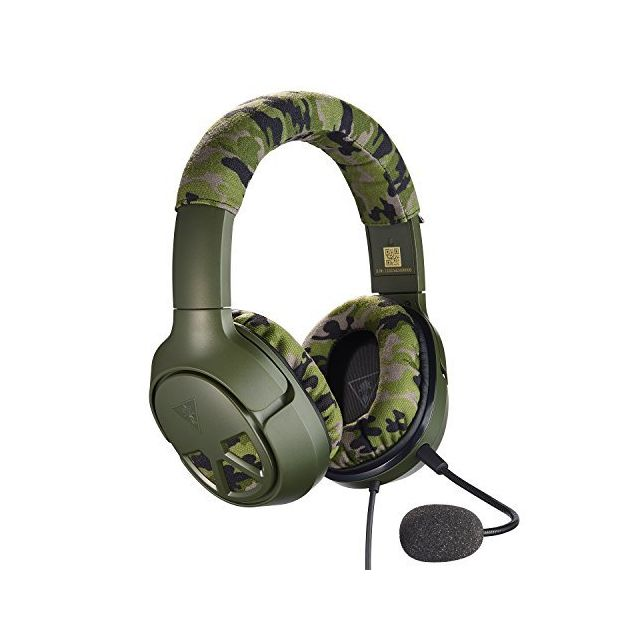Turtle Beach Casque Gaming 150 P Camouflage Exclusif Carrefour Pas