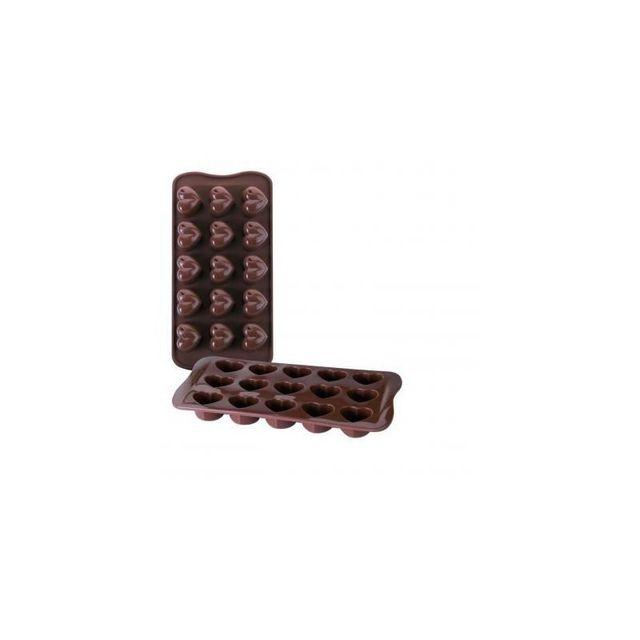 Ibili Plaque Silicone Chocolat Gift