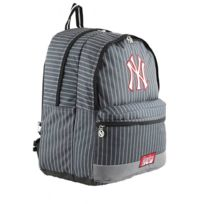 New York Yankees - Sac à dos Noir Couture 45 Cm - 2 cpt