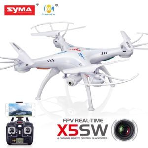 Syma - X5SW Fpv avec caméra Ioc