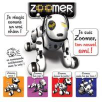 Spin Master - Zoomer - 6020142 - Peluche Et Animal Interactif - Dalmatien