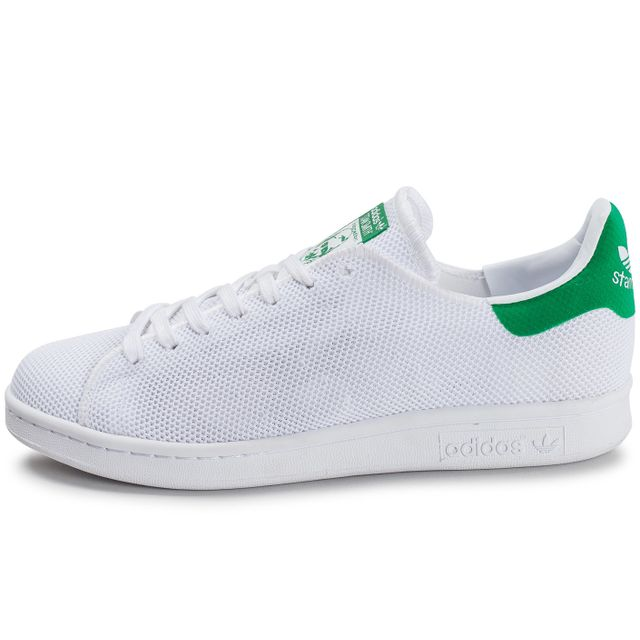 Adidas originals - Stan Smith Mesh Blanche Et Verte