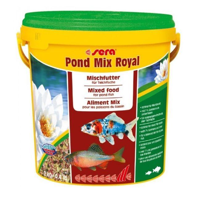 Sera pond Mix royal 2 kg 10L