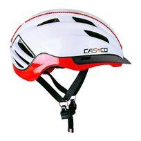 Casco - Casque Speedster-TC blanc rouge