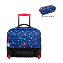 6a3b911377 Delsey - Cartable à roulettes School 2018 Sac a dos Trolley Wps horizontal