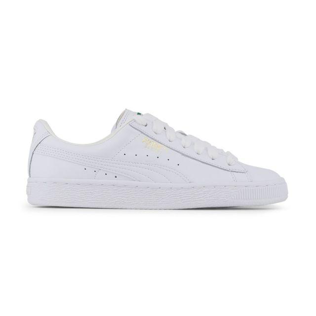 Classic Puma Baskets Sneakers Blanc Pas Cher Lfs Achat OkP80Xnw